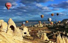 Kapadokija i Istanbul (avionom)