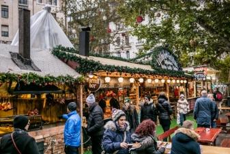 Budimpešta (Božićni vašar)