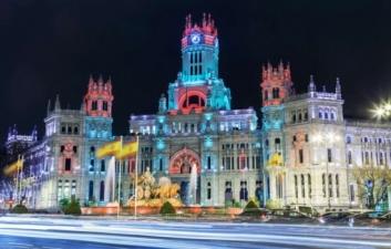 Madrid Nova Godina (avionom)