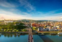 Budimpešta - Bratislava - Beč
