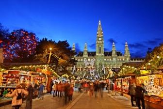 Beč Božićni market