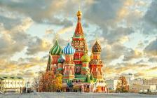 Moskva (Uskrs) Avionom